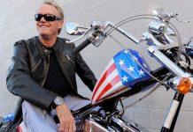 Alami Kanker Paru-Paru, Peter Fonda Meninggal di Usia 79 Tahun