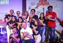 Kisah 7 Siswa Sekolah Selamat Pagi Indonesia di Film 'Anak Garuda' Segera Dirilis
