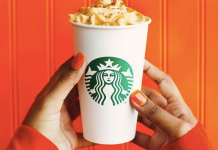 Sambut Musim Gugur, Starbucks Rilis Menu Unik Pumpkin Spice Latte Coffee Creamer