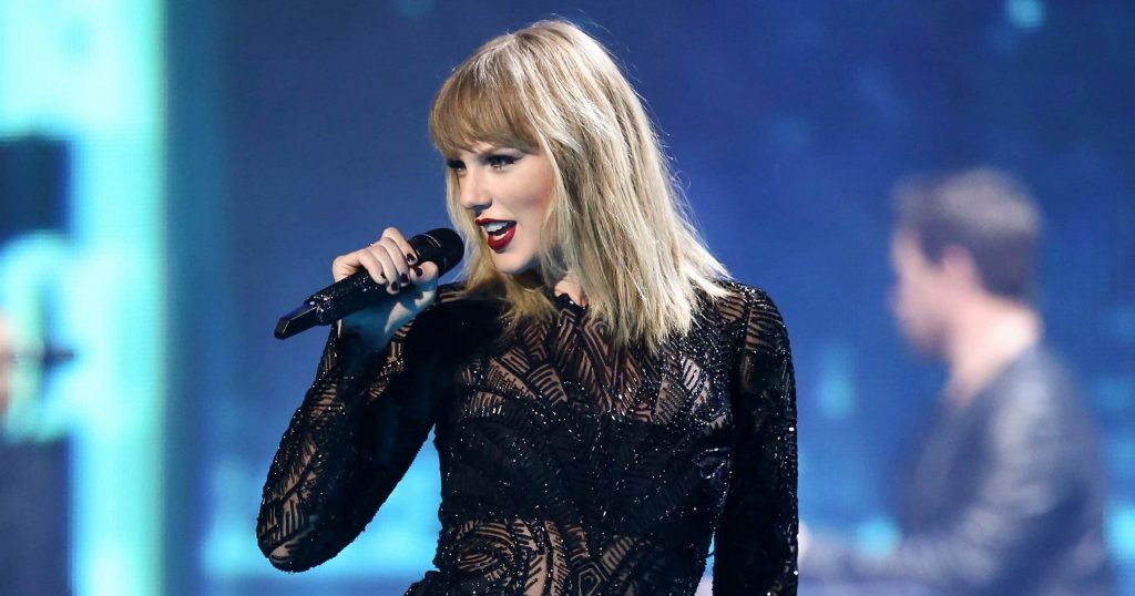 Setelah Rilis Album Baru, Taylor Swift Bakal Tampil di MTV Video Music Award 2019