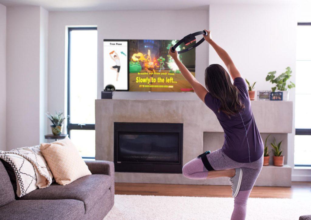 Alat Terbaru dari Nintendo Switch untuk Fitness Di Rumah