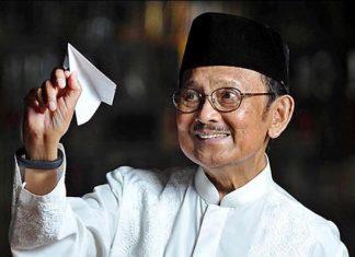 Presiden ke-3 RI BJ Habibie Meninggal Dunia Setelah Gagal Jantung