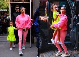 Kim Kardashian Akui Menunda Kelahiran North West Hanya untuk Manicure