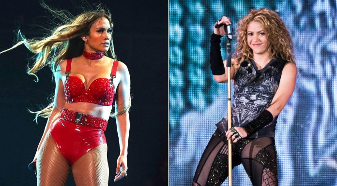 Jennifer Lopez dan Shakira Bakal Tampil di 2020 Super Bowl Halftime!