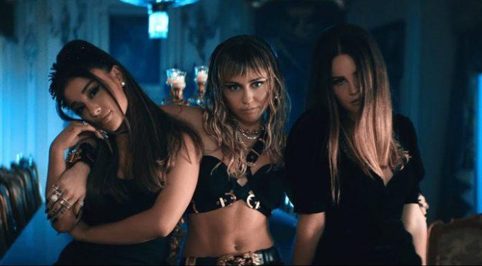 "Miley Cyrus, Ariana Grande & Lana Del Rey Rilis ""Don't Call Me Angel"" Untuk OST Charlie's Angels"