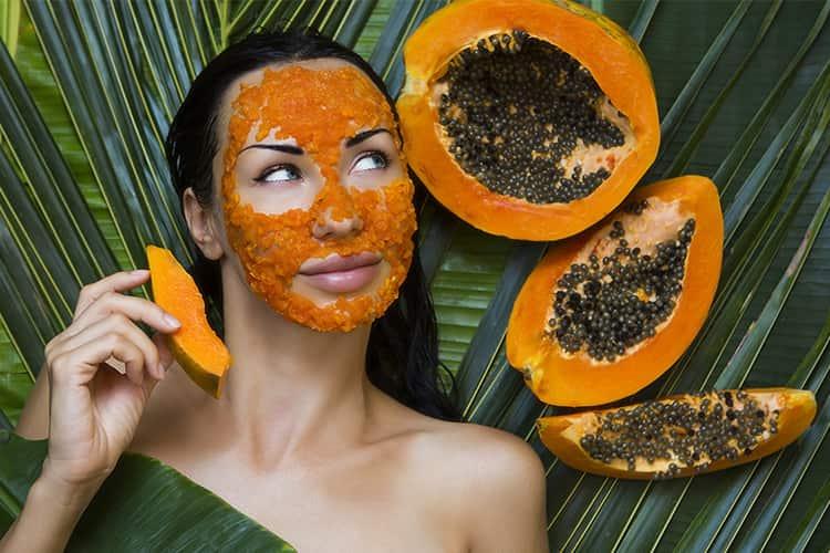 Manfaat Buah Pepaya untuk Kecantikan Kulit, Yuk Cek Apa Saja?