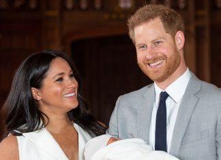 Meghan Markle Membagikan Foto Baby Archie Untuk Rayakan Ulang Tahun Prince Harry