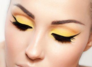 Tampil Sempurna dengan Eyeshadow Warna Kuning? Kenapa Tidak