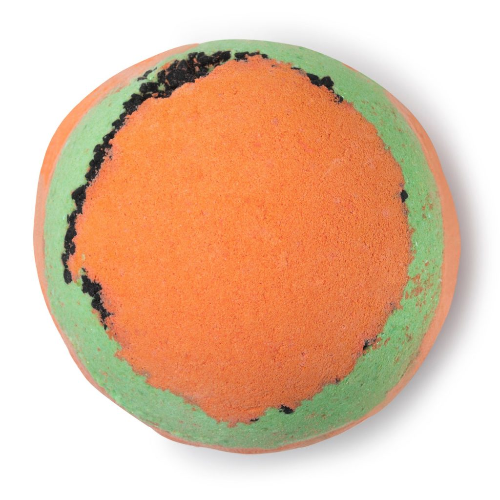 Sambut Halloween, Lush Rilis Mercury Retrograde Bath Bomb