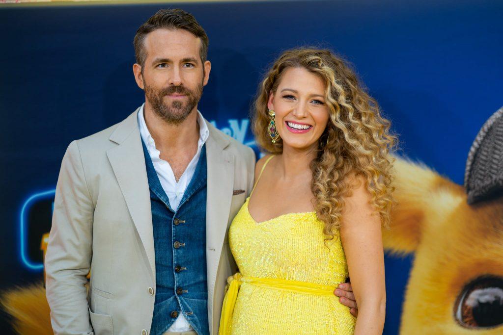 Diam-diam, Ryan Reynolds dan Blake Lively Sambut Kelahiran Anak Ketiga!