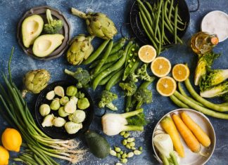 Detoks Tubuh Secara Alami Dengan 5 Makanan Ini