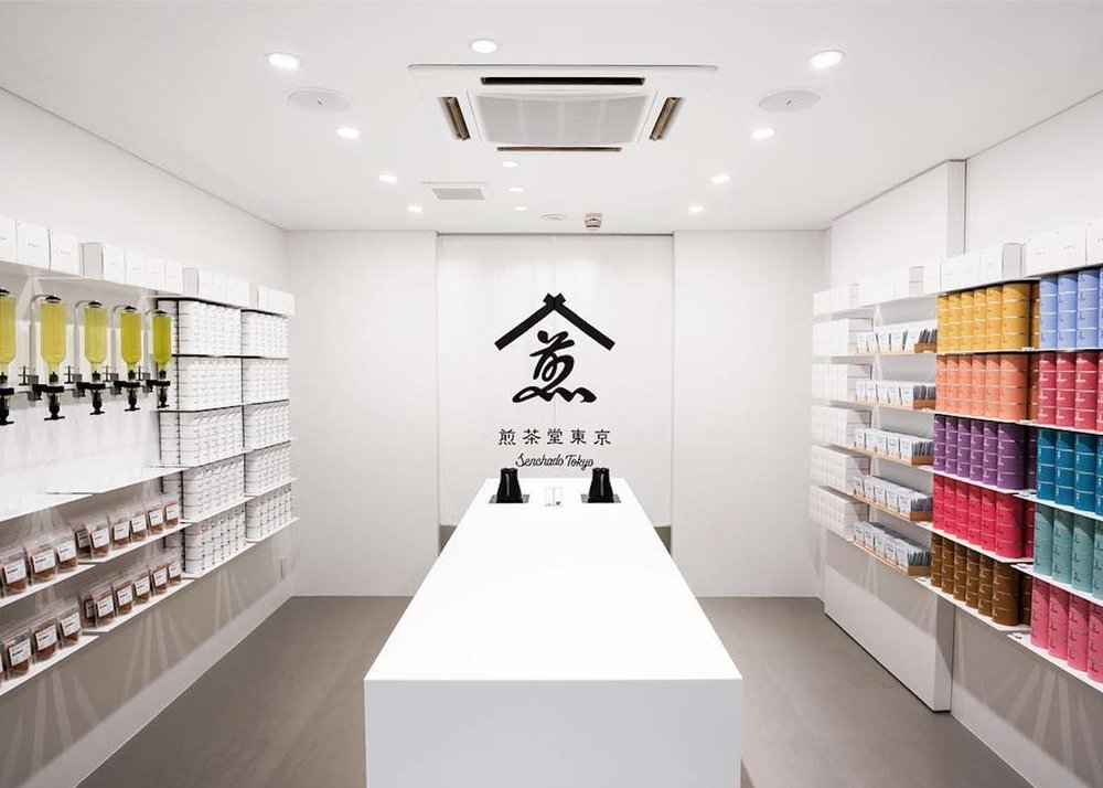 Tempat Membeli Teh Terbaik di Tokyo, Part 2