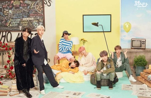 Resmi! BTS menjadi Global Brand Ambassadors Fila Terbaru