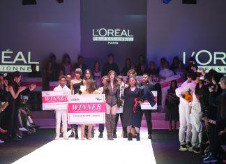 Grand Final L'Oréal Professionnel Style & Colour Trophy 2019 di Jakarta Fashion Week
