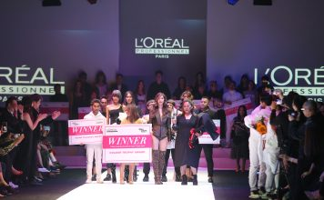 Grand Final L'Oréal Professionnel Style & Colour Trophy 2019 di Jakarta Fashion Week