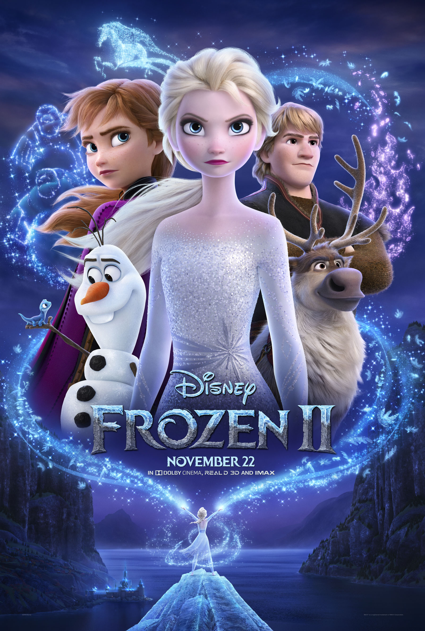 Disney Ungkap Detail Album Soundtrack 'Frozen 2'