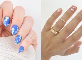 Inspirasi Floral Nail Design untuk Kamu yang Suka Tampil Girly