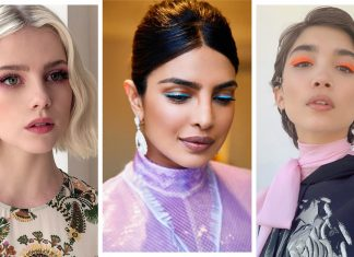 Inspirasi Neon Eyeshadow dari Para Seleb Hollywood