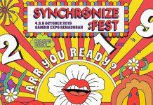 Tiga Hari yang Menyenangkan di Synchronize Fest 2019