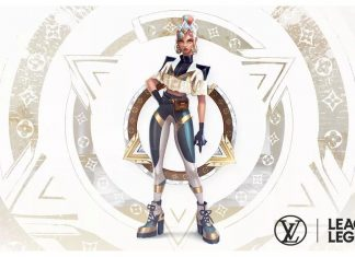 Grup Hip-Hop Terbaru dari League of Legends Mengenakan Desain Louis Vuitton