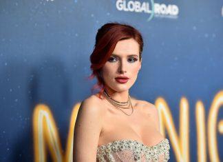 Bella Thorne Dihujat Lantaran Tampilkan Makeup Halloween Mirip Korban Kekerasan