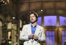Harry Styles Sindir Mantan Member One Directions Zayn Malik di 'Saturday Night Live'