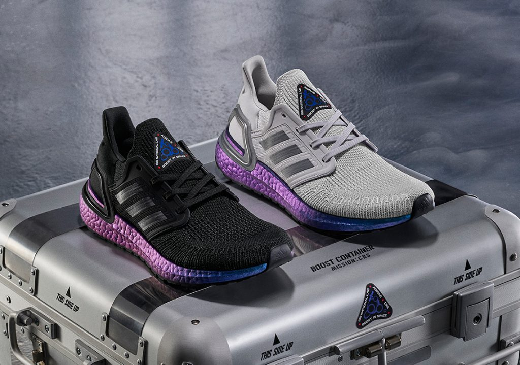 Dukung Kinerja Astronot, Adidas Ultraboost 20 Akan Diuji di International Space Station