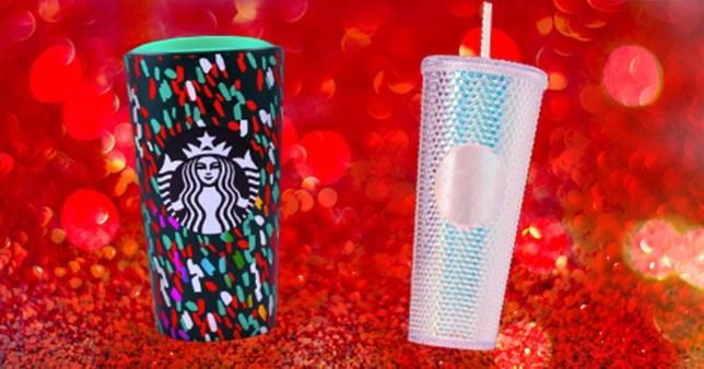 Riuhkan Edisi Liburan, Starbucks Rilis Lini Baru Mug dan Tumbler Mewah