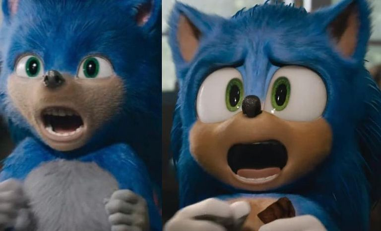Intip Before-and-After Sonic the Hedgehog Setelah Redesign di Trailer Terbaru