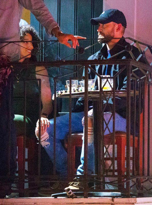 Justin Timberlake Terlihat Mesra Bersama Alisha Wainwright, Selingkuh Dari Jessica Biel?
