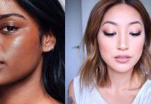 Perbedaan dan Tips Makeup untuk Bentuk Lipatan Mata Monolid atau Double Lids