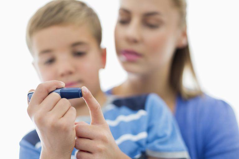 Pertanda Anak Menderita Diabetes
