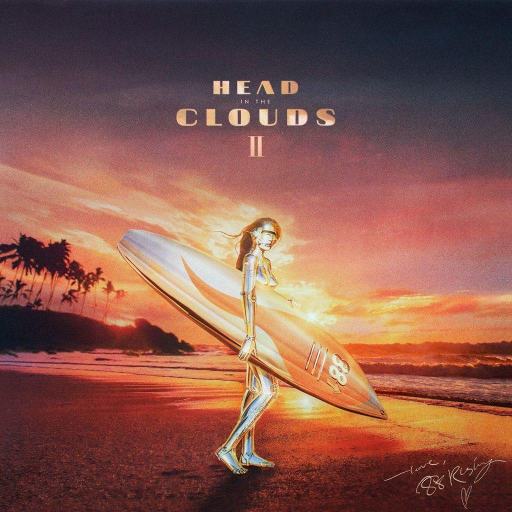 Nikmati Peenampilan dari NIKI & 88Rising dalam EP 'NIKI Acoustic Sessons: Head In The Clouds II'