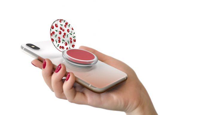 Lip Balm di Ponsel, PopSockets Rilis Produk Kecantikan Super Unik
