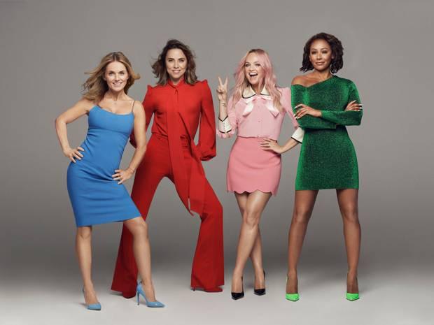 Spice Girls Bersiap Luncurkan Lagu Baru di Tahun 2020