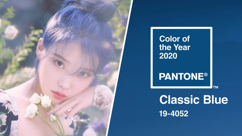 Tren Warna Rambut Terbaru dari Pantone Color of The Year 2020, Classic Blue