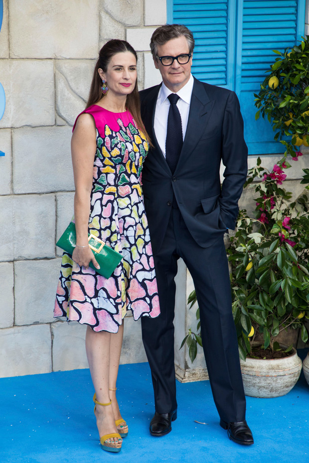 Aktor Kawakan Colin Firth Umumkan Bercerai dengan Sang Istri