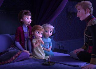 'Frozen 2' Cetak Rekor Dengan Total Pendapatan $124 Juta di Pekan Kedua