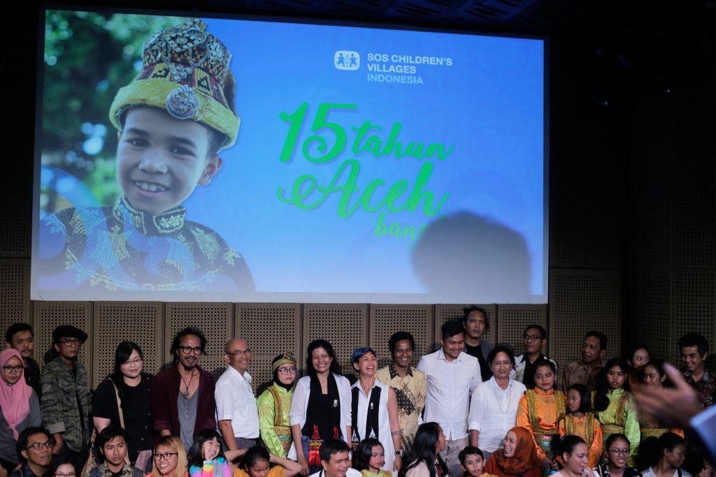 15 Tahun Pasca Tsunami Aceh, SOS Children's Villages Terus Dukung Anak Aceh untuk Bangkit