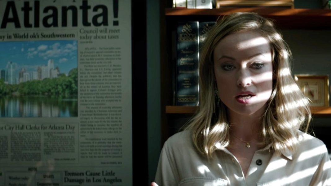 Olivia Wilde Angkat Bicara Mengenai Kontroversi Karakter Kathy Scruggs di 'Richard Jewell'
