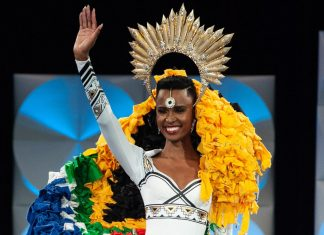 Profile dan Fakta Menarik Miss Universe 2019, Zozibini Tunzi