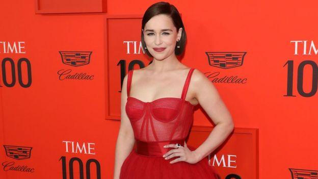 Emilia Clarke Ungkap Pengalamannya Lawan Aneurisma Otak