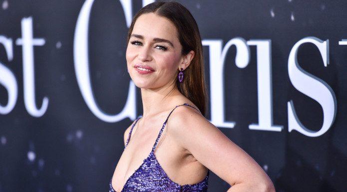 Emilia Clarke Berevolusi Bersama Foundation yang Didirikannya, SameYou