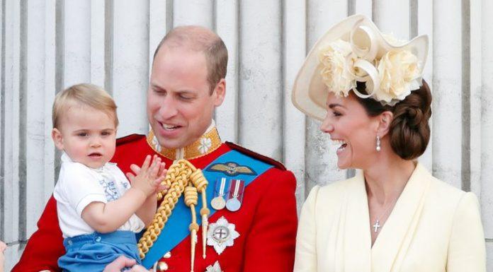 Kate Middleton Beberkan Kata Pertama yang Bisa Diucapkan Prince Louis