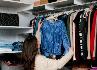 Trik Sederhana Menata Isi Lemari Pakaian
