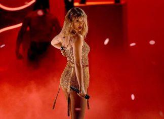 Taylor Swift Rilis Lagu dan Video Musik Baru Untuk 'Christmas Tree Farm'