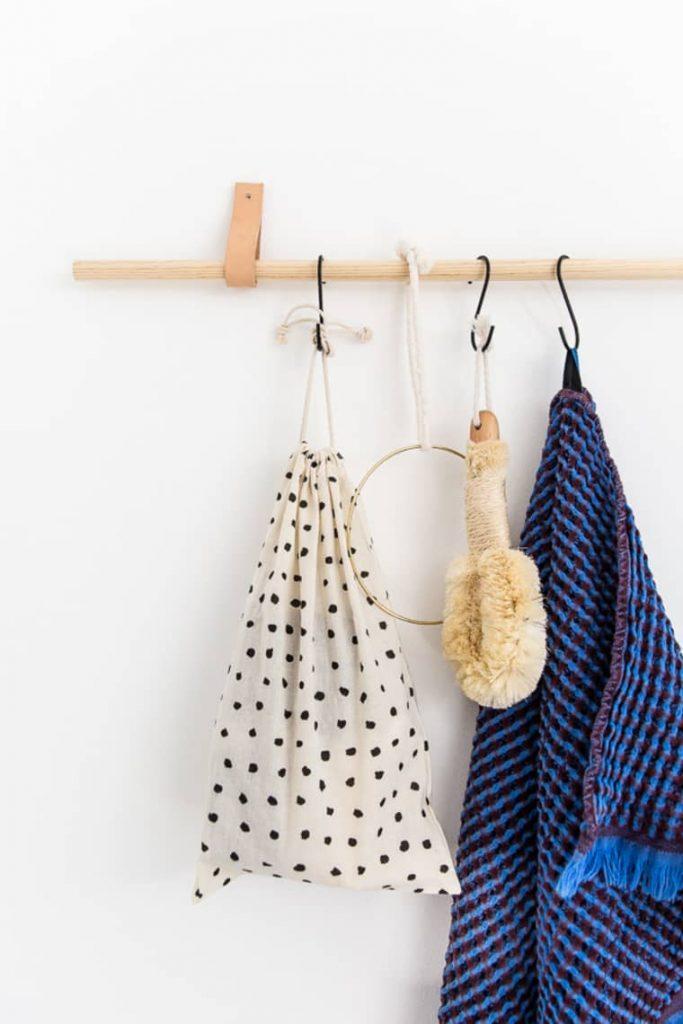 7 DIY Mudah dari Ikat Pinggang Kulit Lama