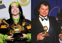 Billie Eilish Menjadi Orang Kedua Sepanjang Sejarah yang Menangkan 4 Trofi Di Kategori Utama Grammys