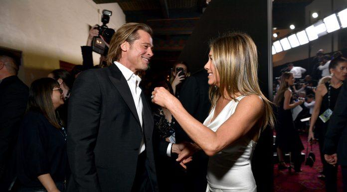 Begini Reaksi Jennifer Aniston Saat Brad Pitt Bercanda Tentang Tak Akur Dengan Sang