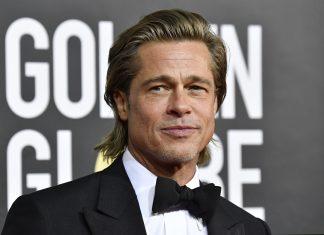 Ini Alasan Brad Pitt Tak Sebut Anak-anaknya Pada Pidato Kemenangan Golden Globes 2020